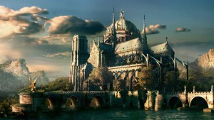 water_fantasy_skylines_bridges_artwork_cathedral_desktop_1920x1080_hd-wallpaper-803780